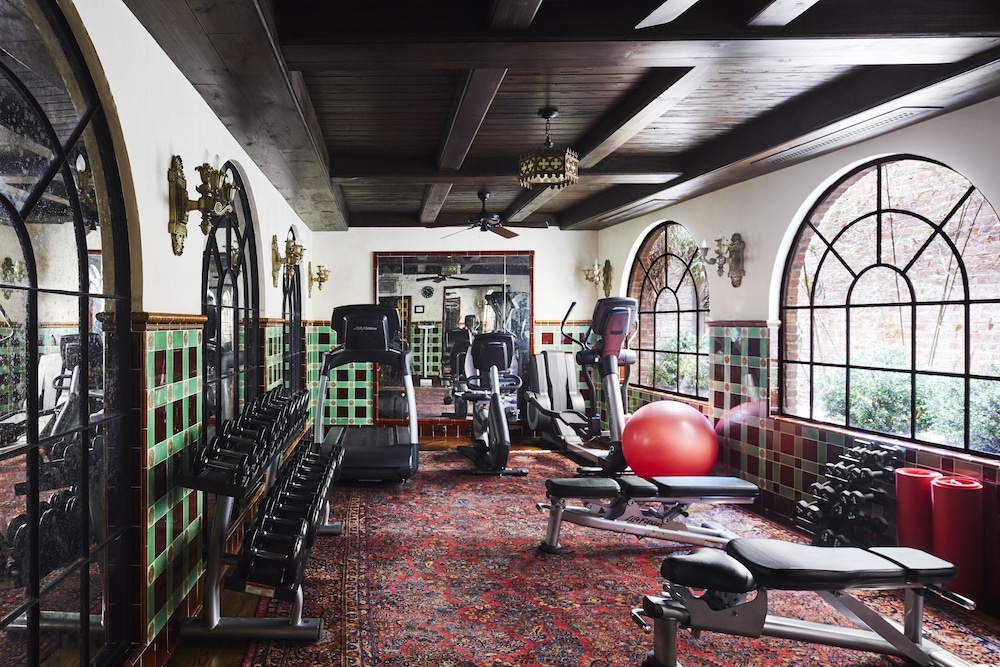 Gym, The Bowery Hotel