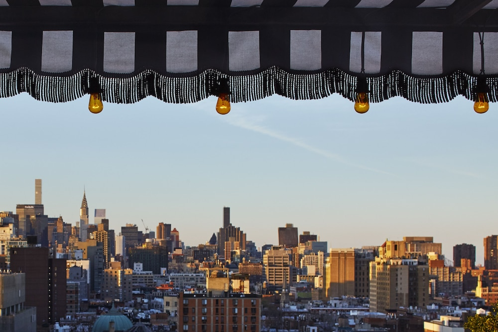 View from Property, The Bowery Hotel