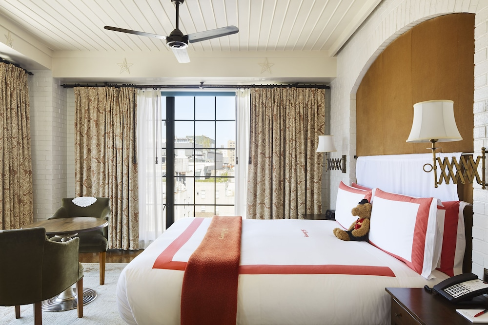Room, The Bowery Hotel