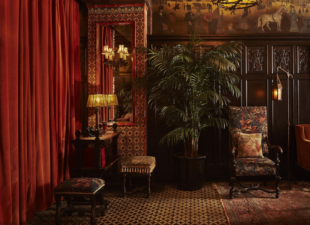 Lobby Lounge, The Bowery Hotel