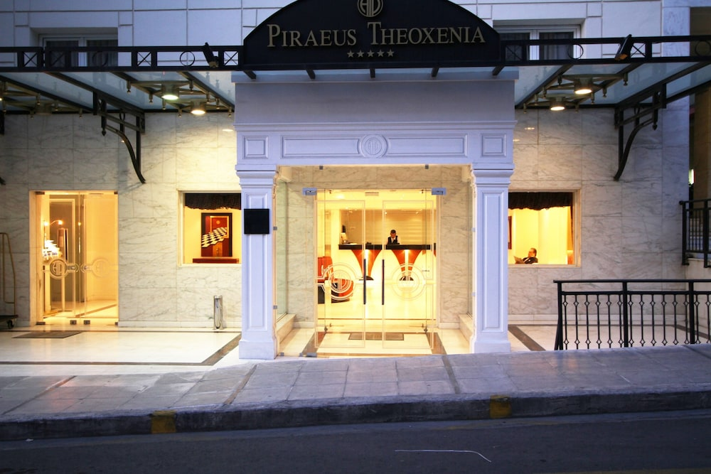 Featured Image, Piraeus Theoxenia Hotel