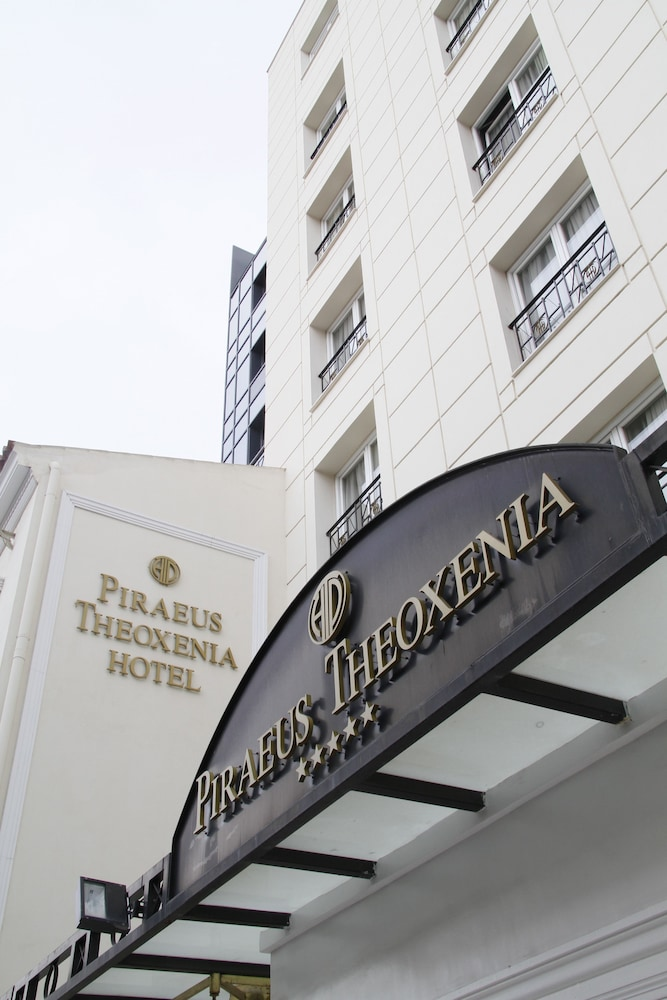 Front of Property, Piraeus Theoxenia Hotel
