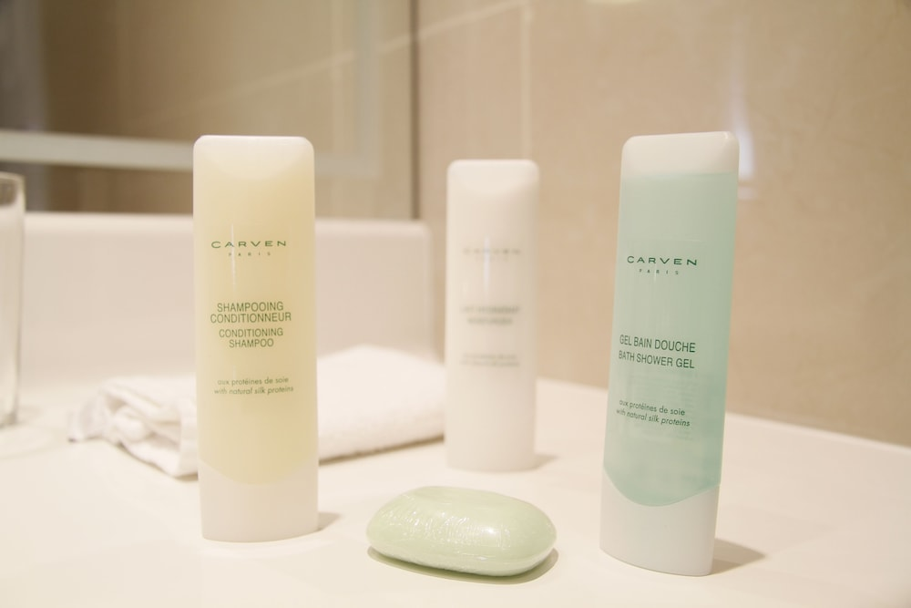 Bathroom Amenities, Piraeus Theoxenia Hotel