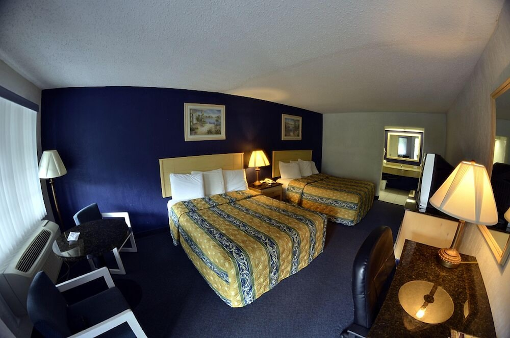 Room, Superlodge Atlantic City/Absecon