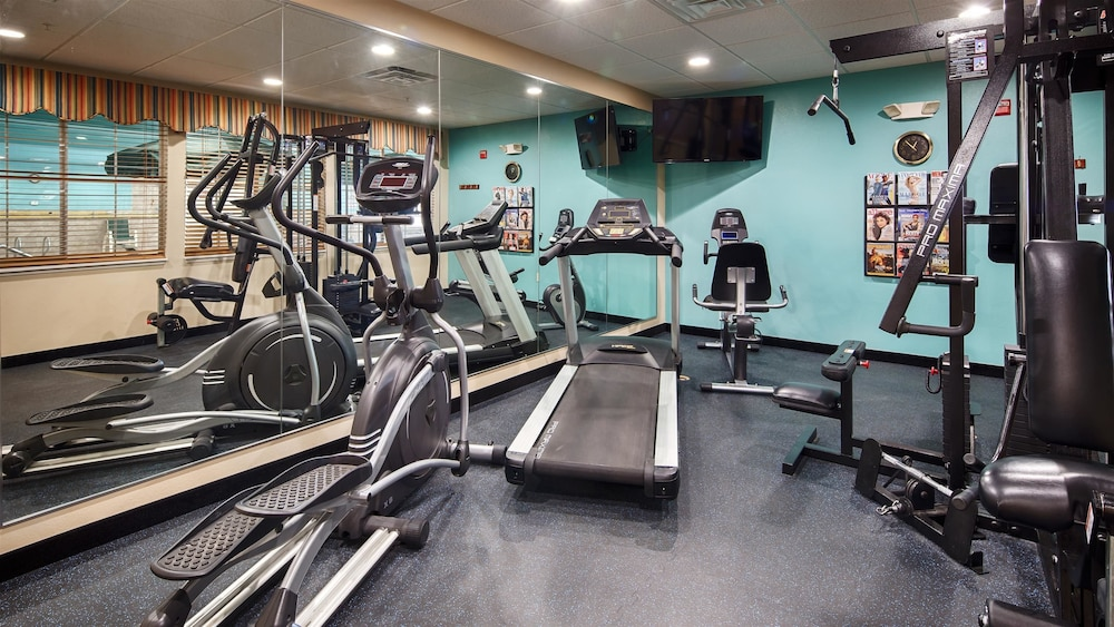 Fitness Facility, Best Western Plus Monahans Inn & Suites