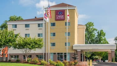 Comfort Suites Huntsville Research Park Area