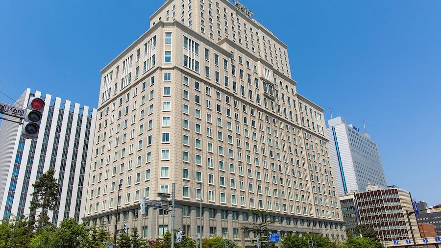 札幌蒙特利埃德尔霍夫酒店