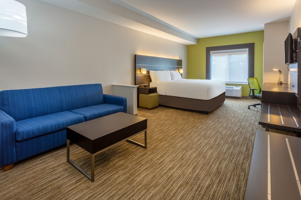 Room, Holiday Inn Express Hotel & Suites Charlotte Arrowood