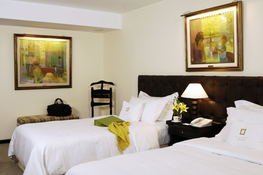 Room, El Casco Art Hotel
