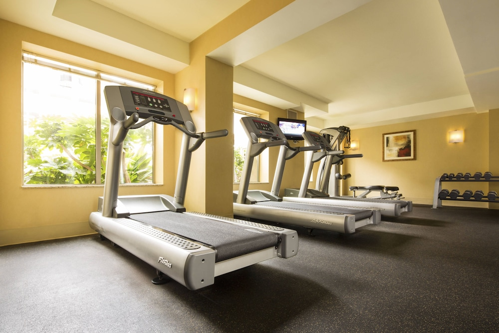 Fitness Facility, Residence Inn Sacramento Downtown at Capitol Park
