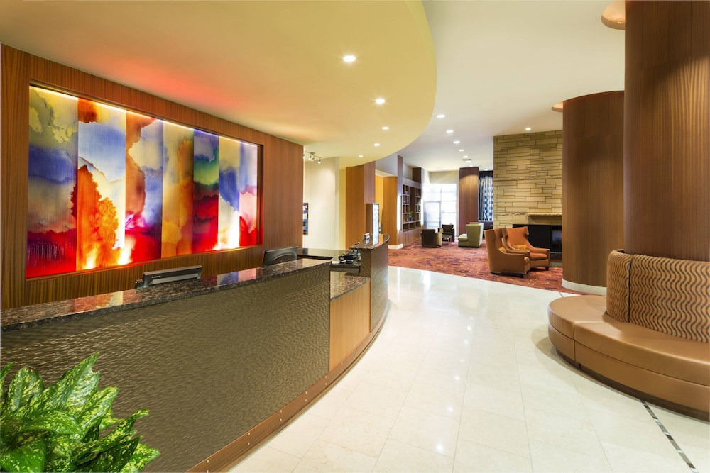 Lobby, Residence Inn Sacramento Downtown at Capitol Park