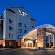 Fairfield Inn & Suites by Marriott Greensboro Wendover