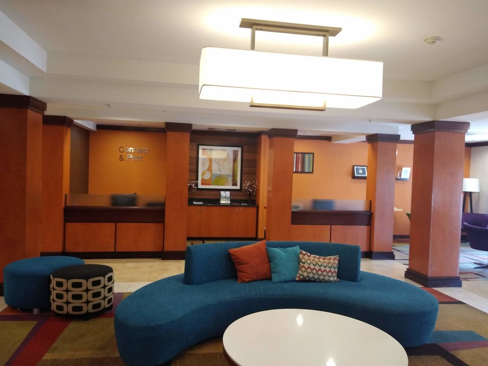 Business Center, Fairfield Inn & Suites by Marriott Greensboro Wendover