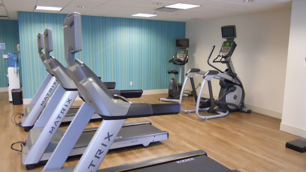 Fitness Facility, Holiday Inn Express Bethlehem Airport - Allentown Area, an IHG Hotel