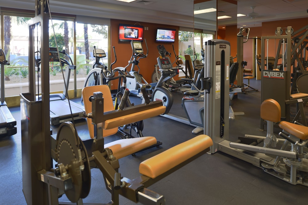 Fitness Facility, Polo Towers by Diamond Resorts
