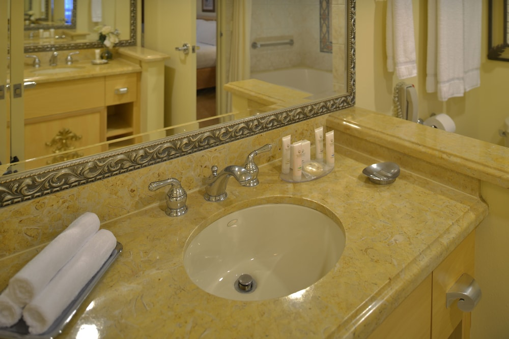 Bathroom Sink, Polo Towers by Diamond Resorts