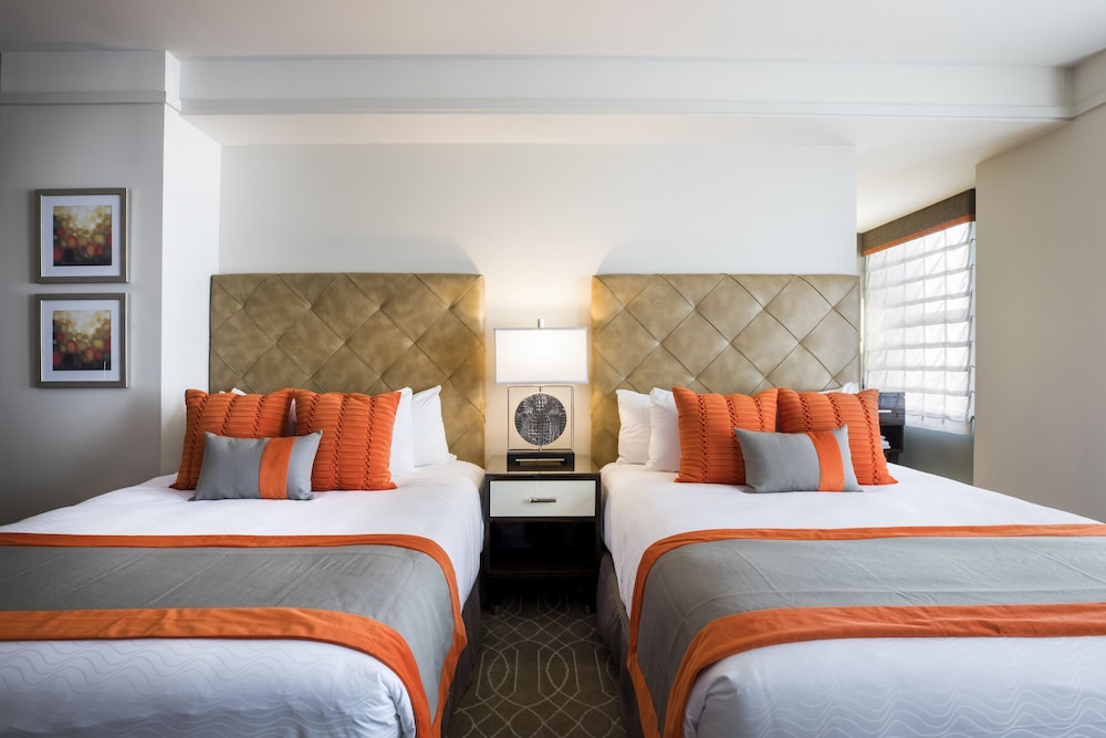 Room, Colcord Hotel