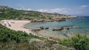 Spiaggia privata, windsurf, vela, nautica/canottaggio
