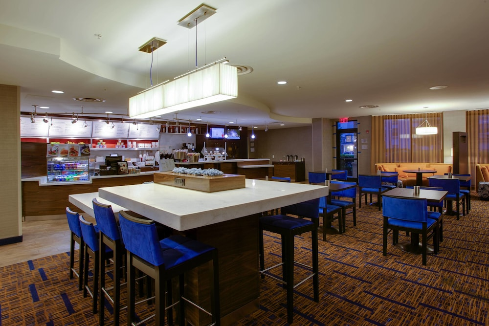 Restaurant, Courtyard by Marriott Republic Aprt Long Island/Farmingdale