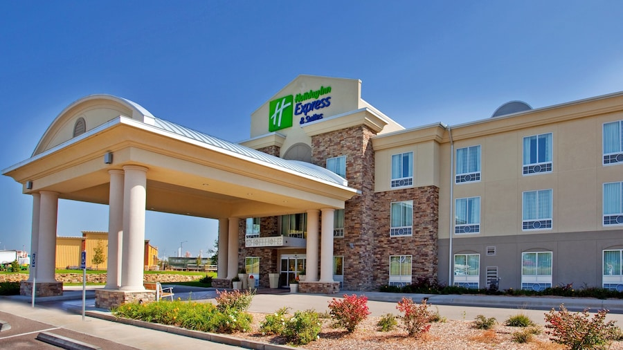 Holiday Inn Express Hotel & Suites East Wichita I-35 Andover, an IHG Hotel