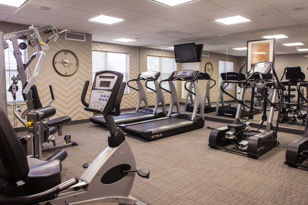 Fitness Facility, Residence Inn by Marriott Prescott