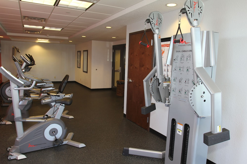 Gym, Pier House 60 Clearwater Beach Marina Hotel