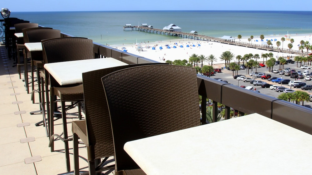 Terrace/Patio, Pier House 60 Clearwater Beach Marina Hotel