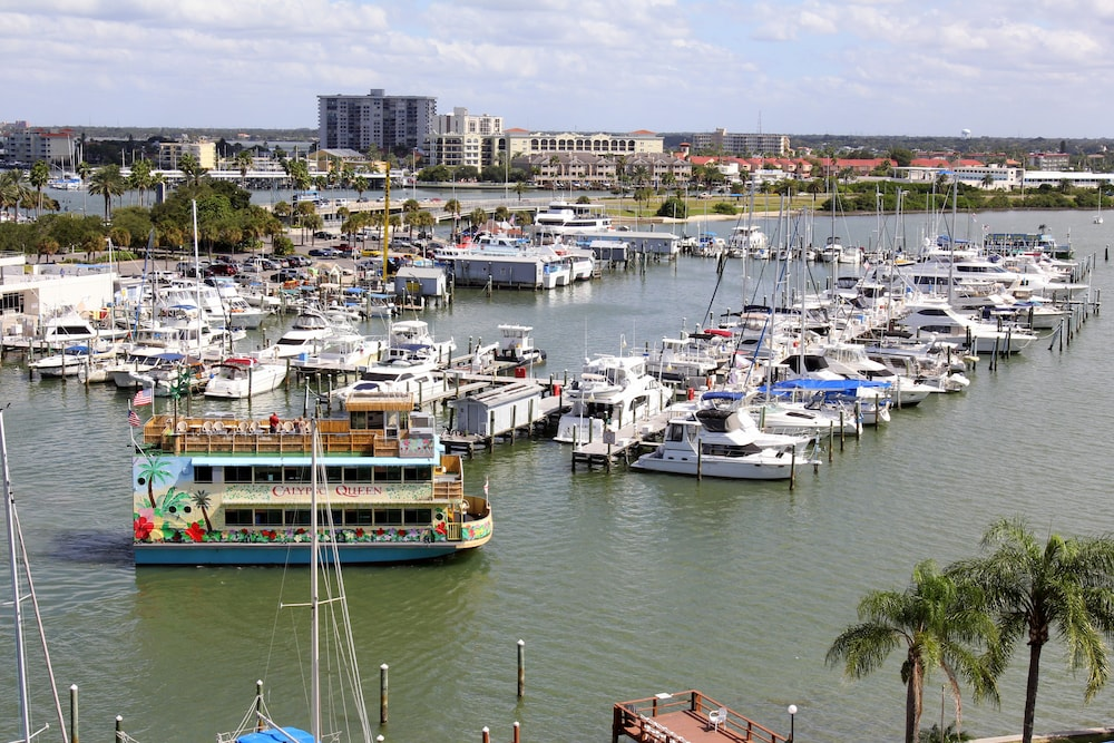 Water view, Pier House 60 Clearwater Beach Marina Hotel