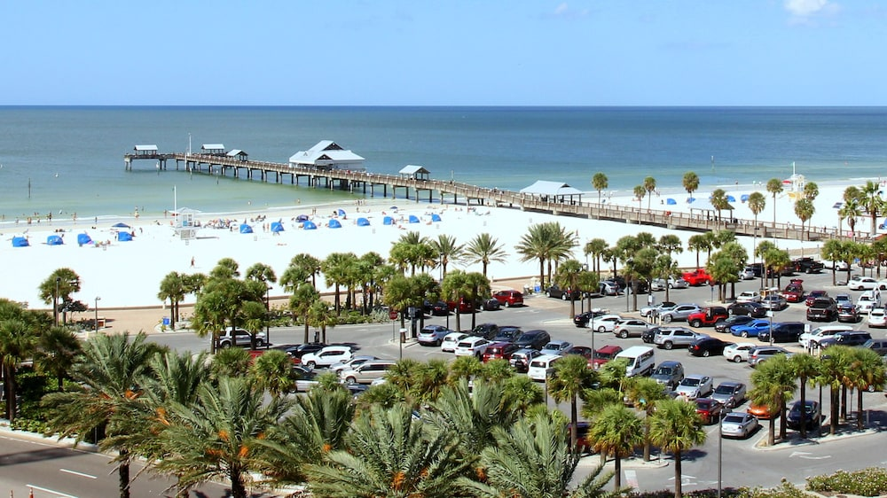 View from Property, Pier House 60 Clearwater Beach Marina Hotel