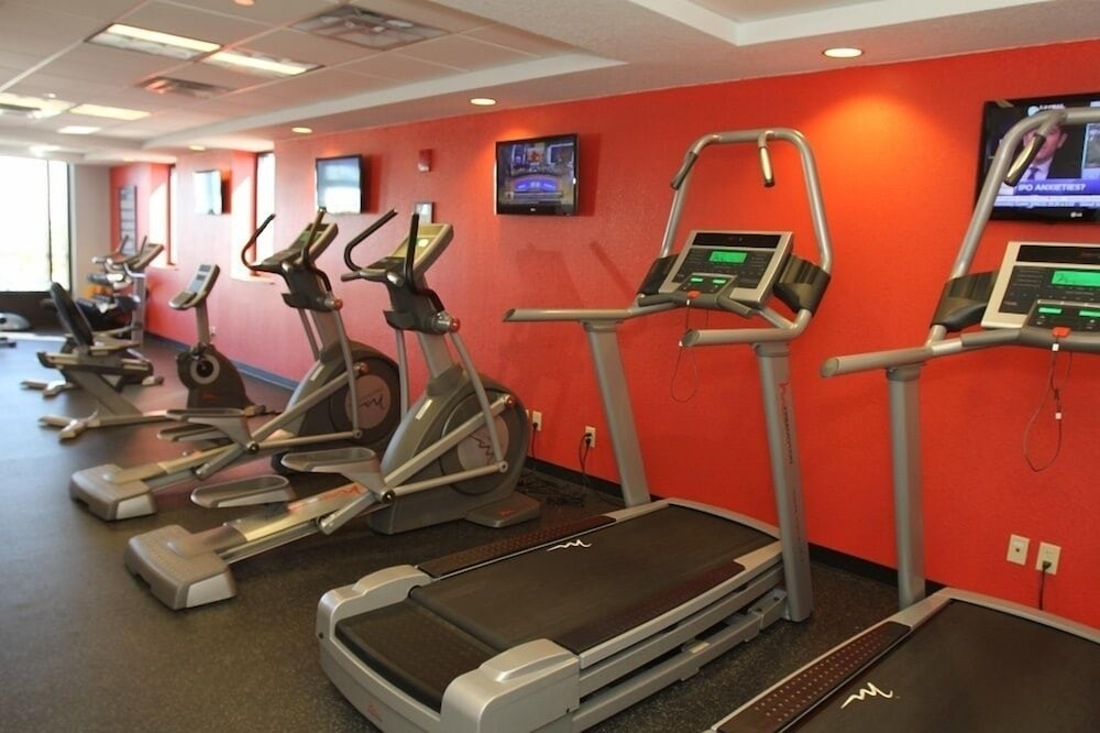 Fitness Facility, Pier House 60 Clearwater Beach Marina Hotel