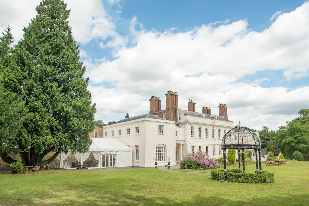 View from Property, Haughton Hall