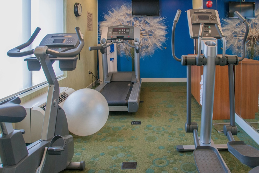 Fitness Facility, SpringHill Suites Marriott Colorado Springs South