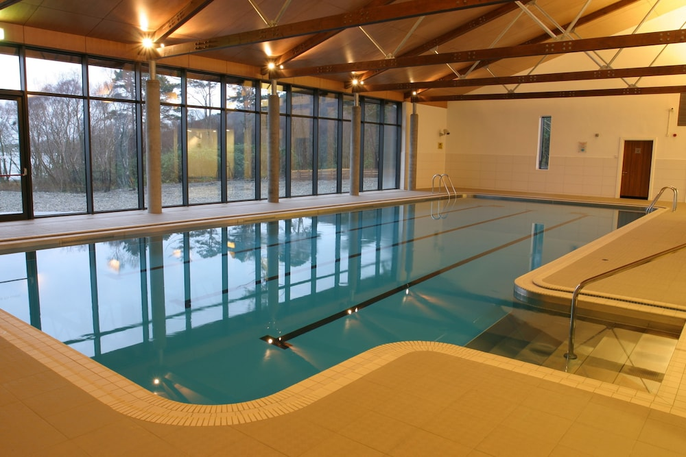 Indoor Pool, The Isle of Mull Hotel and Spa