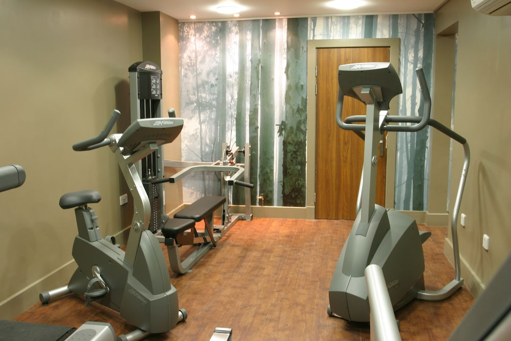 Gym, The Isle of Mull Hotel and Spa