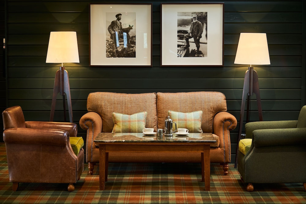 Lobby Lounge, The Isle of Mull Hotel and Spa