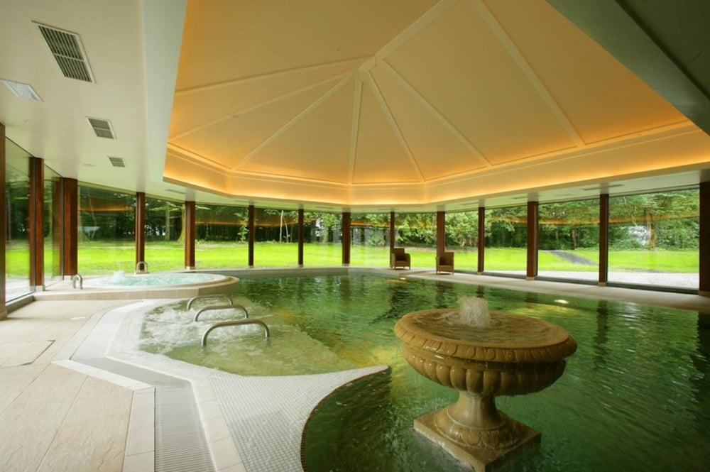Indoor Pool, Mount Falcon Estate