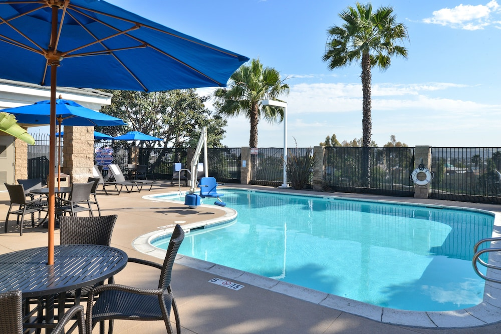 Pool, Holiday Inn Express Hotel & Suites San Diego Otay Mesa, an IHG Hotel