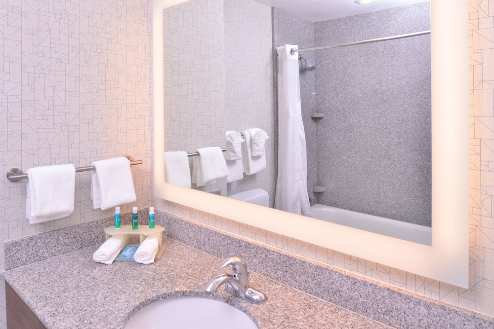Bathroom, Holiday Inn Express Hotel & Suites San Diego Otay Mesa, an IHG Hotel