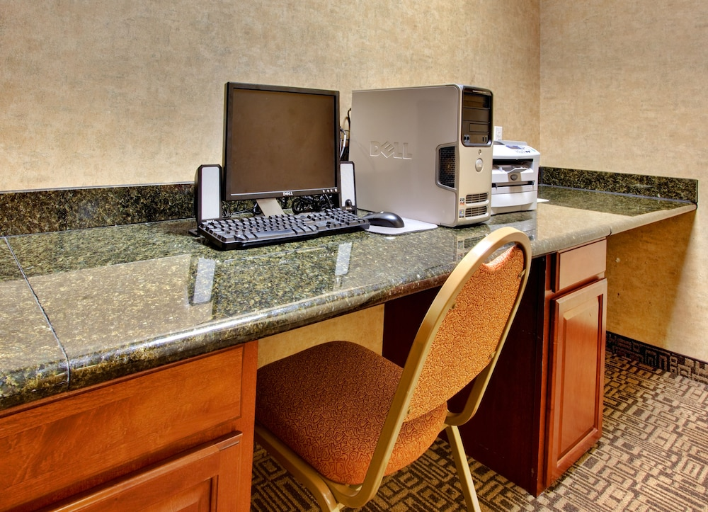 Business Center, Holiday Inn Express Hotel & Suites San Diego Otay Mesa, an IHG Hotel