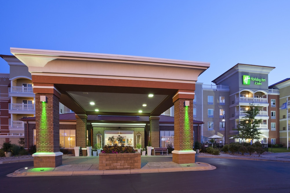 Exterior, Holiday Inn Hotel & Suites Maple Grove Nw Mpls-Arbor Lks