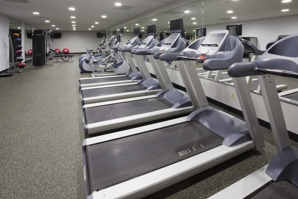 Fitness Facility, Holiday Inn Hotel & Suites Maple Grove Nw Mpls-Arbor Lks