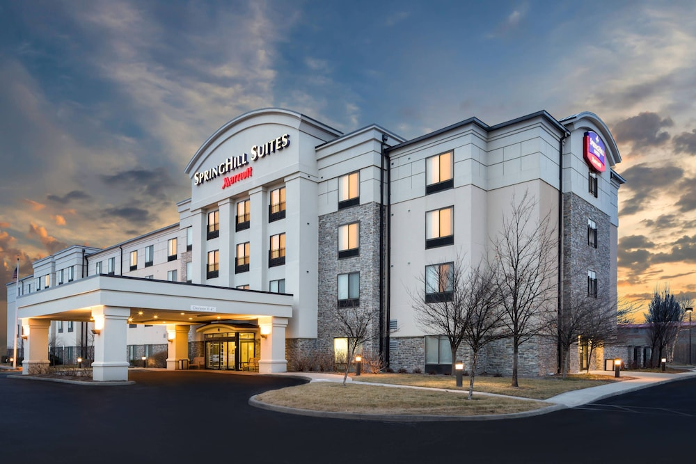 Exterior, SpringHill Suites by Marriott Indianapolis Fishers