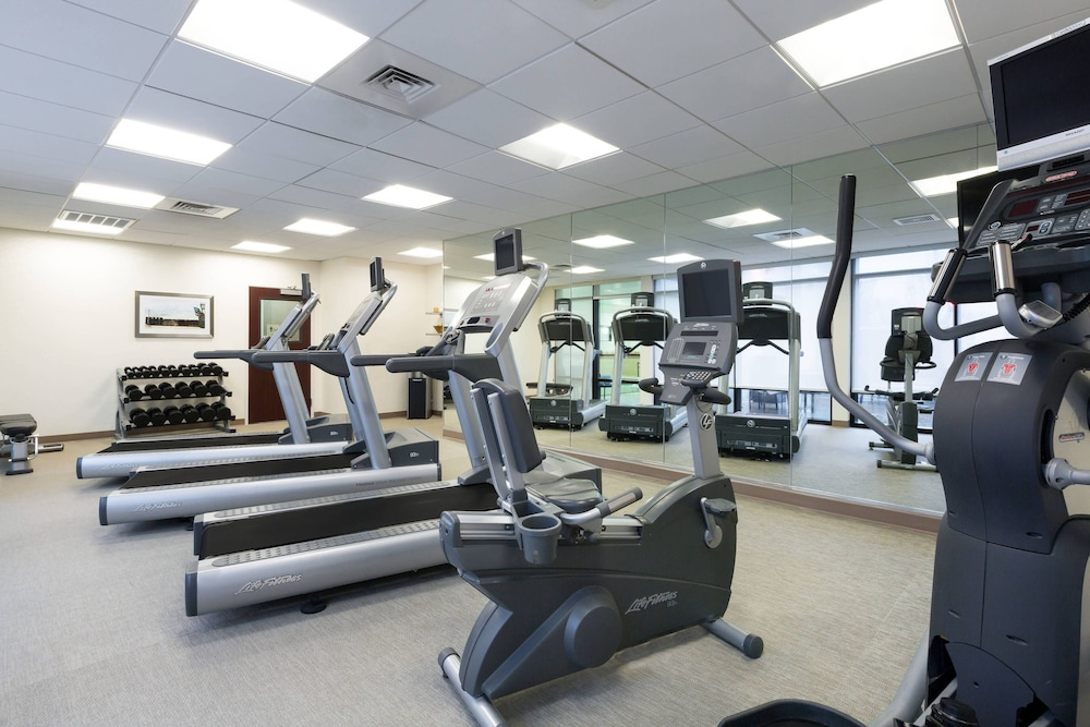 Fitness Facility, SpringHill Suites by Marriott Indianapolis Fishers