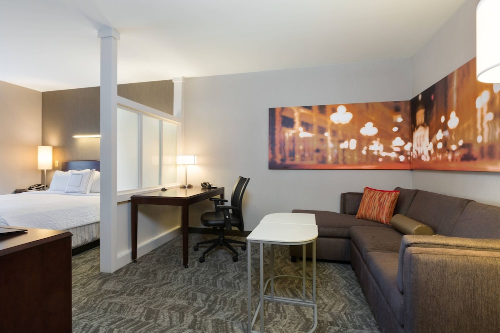 Room, SpringHill Suites by Marriott Indianapolis Fishers