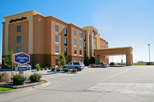 Hampton Inn Hays-North of I-70, KS