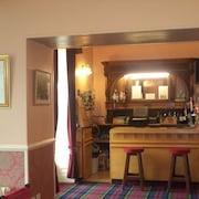 酒店内酒廊