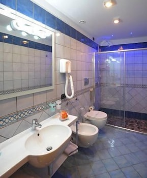 Bathroom, Hotel Floridiana
