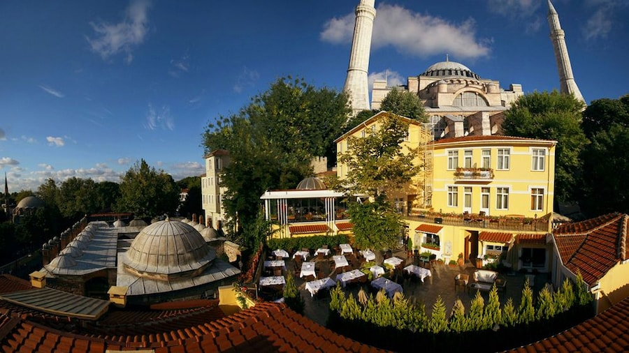 Ottoman Hotel Imperial - Special Class
