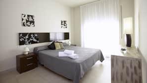 1 bedroom, in-room safe, bed sheets