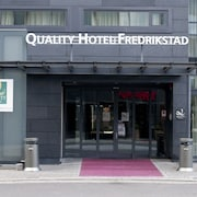 Hotellets fasade